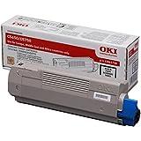 OKI C5650 Toner Cartridge 8000 Pages - Black
