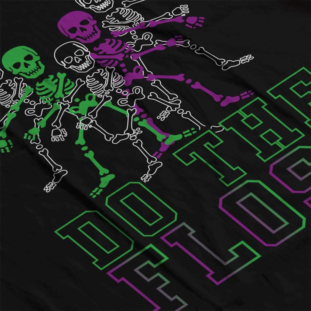 Coto7 Flossing Do The Floss Skeletons Kids Sweatshirt