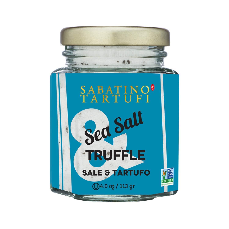 Sabatino Tartufi, Truffle & Salt, 4 Ounce (Pack of 1)