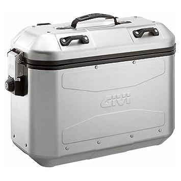 Par de maletas laterales de aluminio de 36 l Trekker Dolomiti DLM36APACK: Amazon.es: Coche y moto