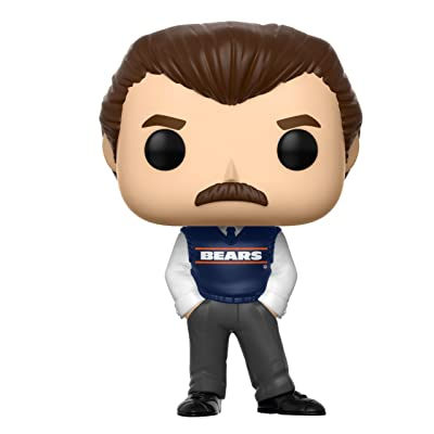Funko POP NFL: Mike Ditka (Bears Coach) Collectible Figure: Funko Pop! Sports:: Toys & Games