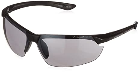 ALPINA Occhiali da sole Ami Aviazione draff outdoo RSport di occhiali, Unisex, Sonnenbrille Amition DRAFF, grigio, Taglia unica