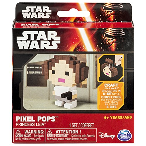 Star Wars, Pixel Pops, Princess (Luke Skywalker And Princess Leia Halloween Costumes)