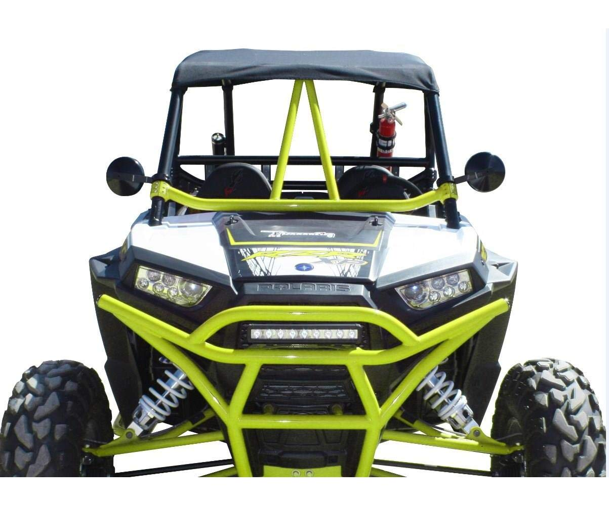 Dragonfire Racing racepace Lime Squeeze Flying V Dash Brace RZR xp 1000/ Turbo: Amazon.es: Coche y moto