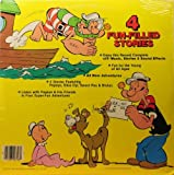 Popeye the Sailor Man 4 Funfilled Stories