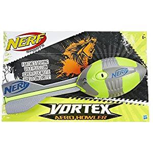 Hasbro A0364E25 - Nerf N-Sports Vortex Football, Sortiment