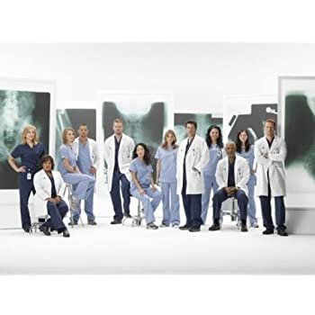 Amazon.com: Grey\'s Anatomy HD 11x17 Photo Poster ABC TV Show #08 ...