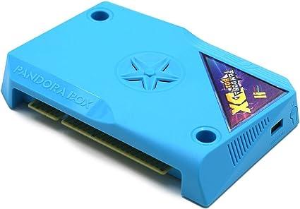 TAPDRA 3A Original Pandora Box DX Arcade Version 3D Games 3000 in 1 Arcade  Jamma Board VGA CGA CRT Output Support Adding Games