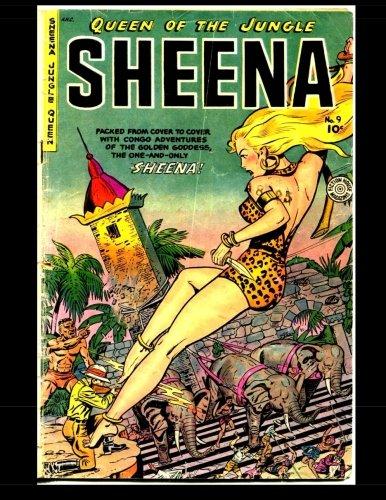 Download Sheena Queen Of The Jungle #9: Sheena Queen Of The Jungle pdf