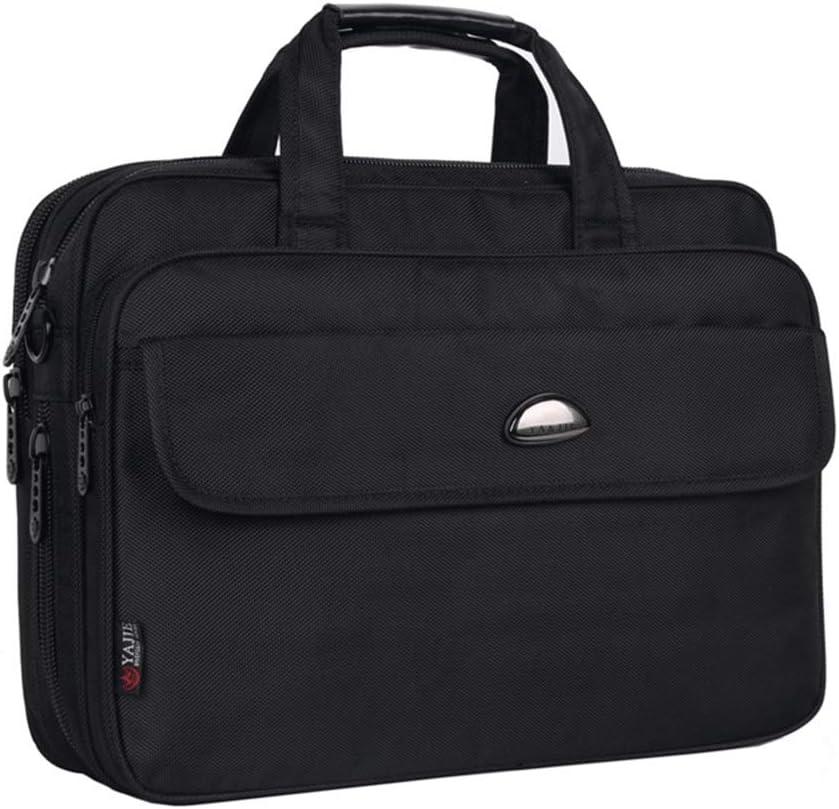 Tablet Travel Briefcase with Organizer Water Resisatant Business Messenger Briefcases for Men and Women Fits 15Inch Laptop Expandable Large Hybrid Shoulder Bag Laptop Bag Computer