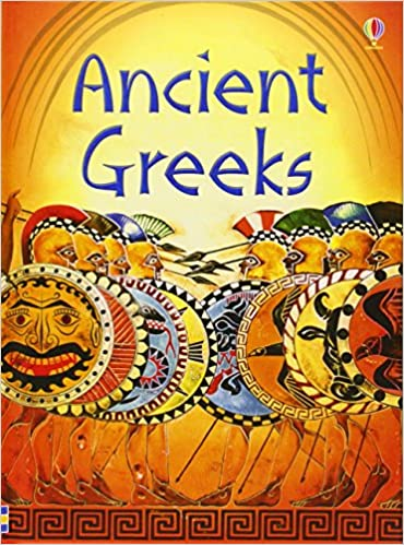 Ancient Greeks Usborne Beginners Beginners Series: Amazon.co.uk ...