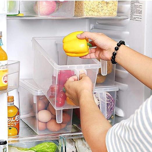 Despensa de cocina Refrigerador Congelador Contenedor de ...