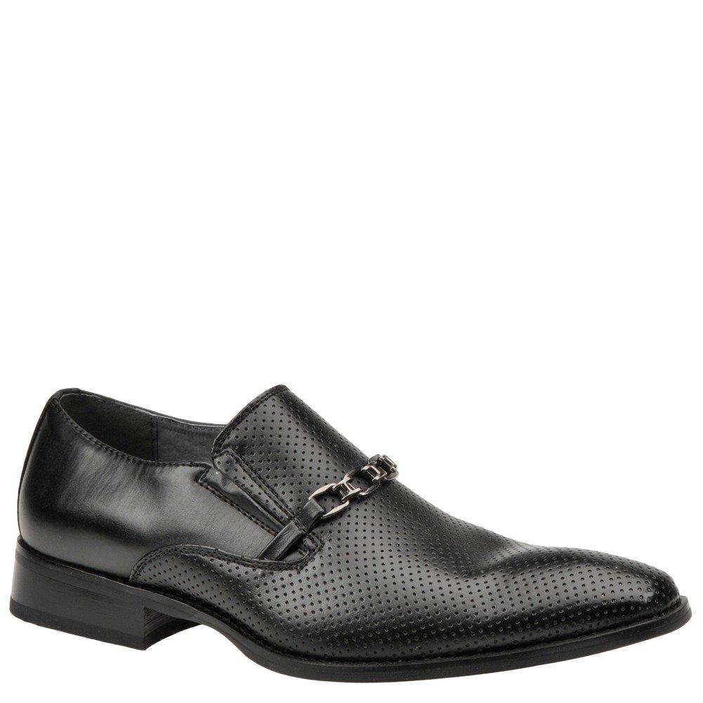 fe20fafcc1582 Amazon.com  Giorgio Brutini Men s Semi Patent Slip On Loafers