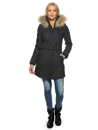 SGrauBekleidung SGrauBekleidung Mishumo Mishumo Mantel Mantel Mishumo D9WEYeH2Ib