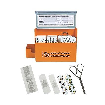 Söhngen 1009920 dispensador de tiritas infantil, B 16 x h 12.2 x t 5.7 cm),