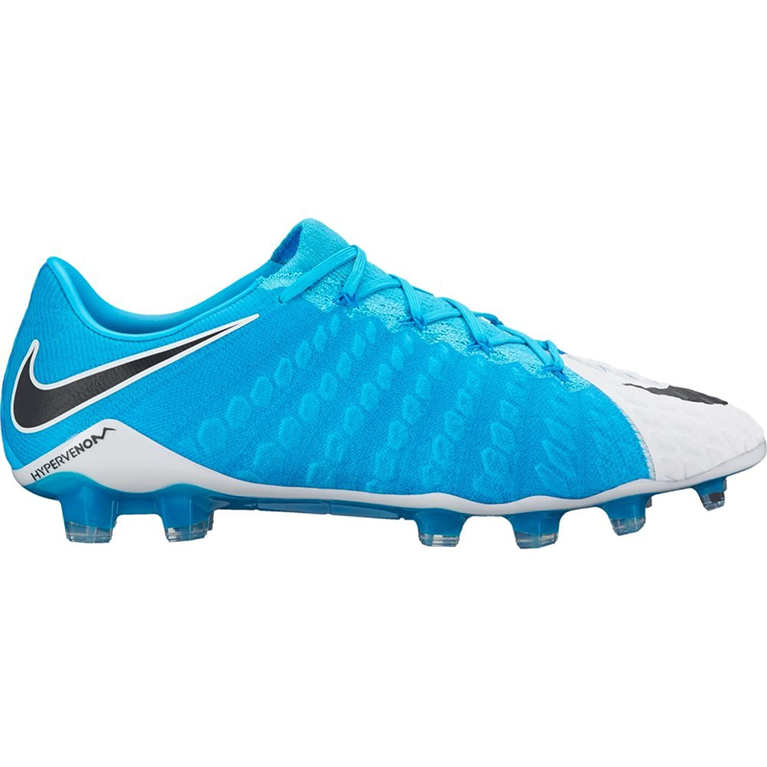 ... Amazon.com | Nike Men's Hypervenom Phantom II FG Soccer Cleat (Photo  Blue)