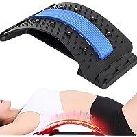 Camilla de espalda baja con puntos de acupresión magnéticos Masajeador de espalda multinivel Lumbar para aliviar el…