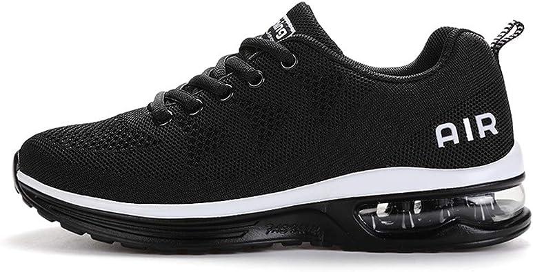 TORISKY Zapatillas Deporte Hombre Mujer Moda Correr Deporte Zapatos Deportivos Correr Fitness Aire Libre: Amazon.es: Zapatos y complementos