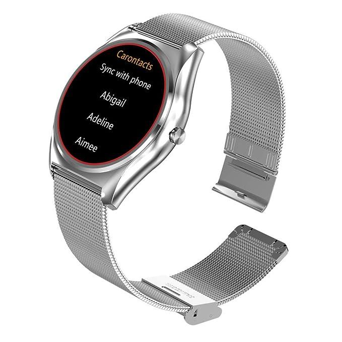 FRJGLAPRE Pulsera de actividad Smart Watches N3 con monitor ...