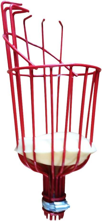 Apple Picker Deep Basket ZAK168 Raccogli Frutta Basket Giardinaggio Fruit Tree attrezzo per Frutta per la Raccolta della Frutta