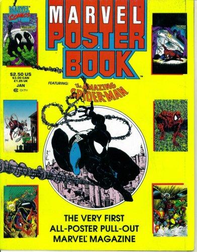 Marvel Poster Book #1 : Todd McFarlane's Amazing Spider-Man