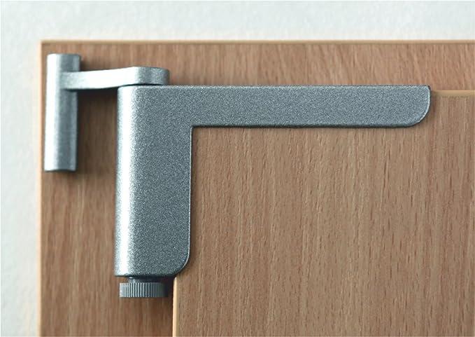 Bosch Kühlschrank Tür Quietscht : Clip close patentierte mini türschließer silber amazon baumarkt
