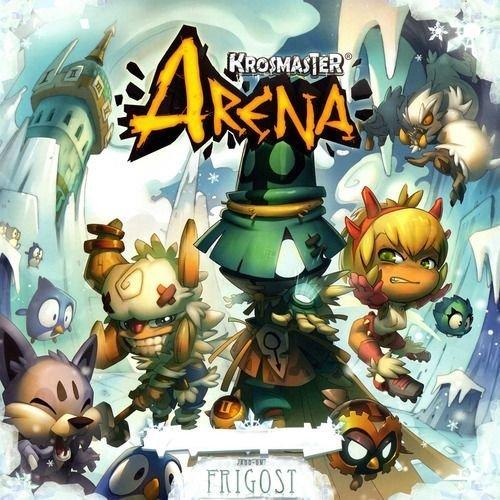 Krosmaster Arena Frigost Board Game by Japanime Games