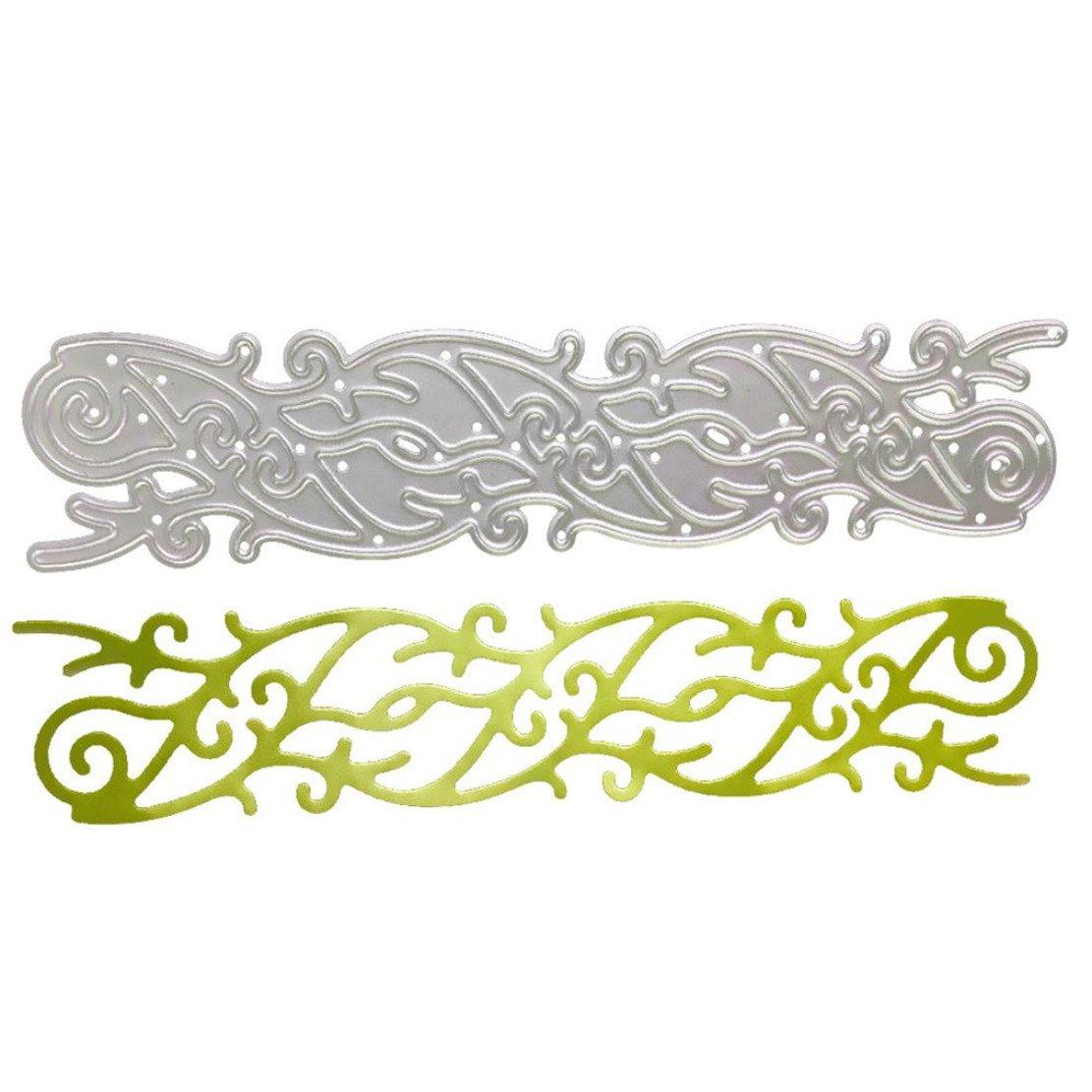 Bringbring Snowflake Metal Cutting Dies Craft Stencils DIY Scrapbooking Album Paper Card