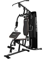 Powertrain Multistation Home Gym Exercise Workout Fitness Weights 100lbs