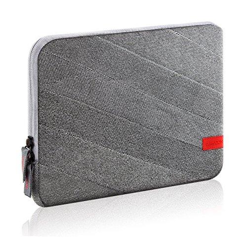 deleyCON Tablet-Tasche / Schutzhülle / Etui / Case für Tablets und eBook-Reader bis 10,1