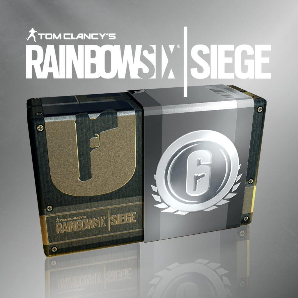 Amazon com: Tom Clancy's Rainbow Six Siege: Currency 2670 Credits