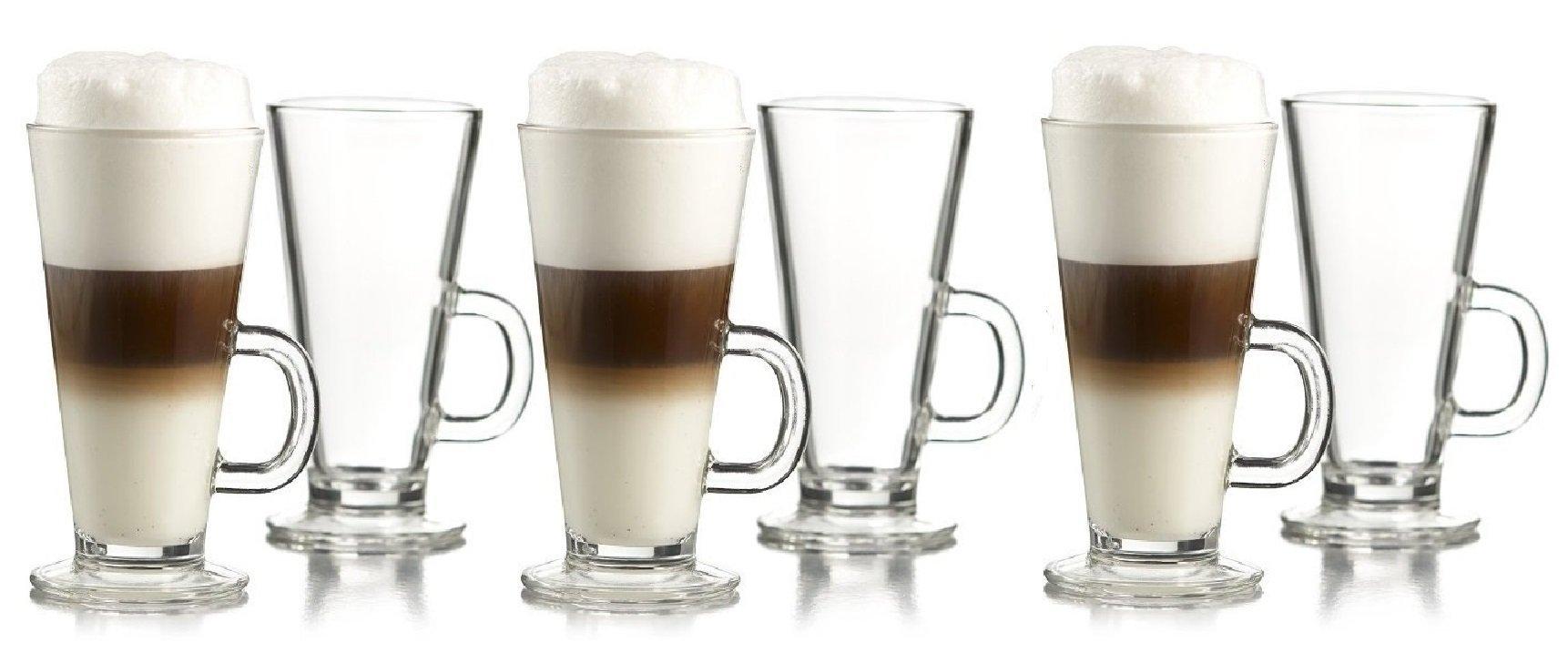 Irish Coffee Mug Tall Boy Set of 6