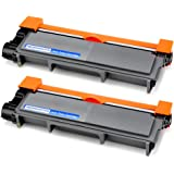 Office World Compatible Toner Cartridge Replacement for Brother TN660(Black, 2-Packs),Compatible with Brother HL-L2340DW HL-L2380DW HL-L2300D DCP-L2540DW MFC-L2700DW MFC-L2740DW