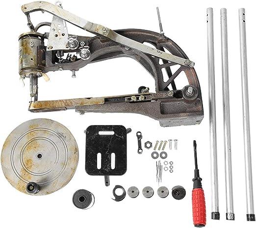 Máquina de reparación de Zapatos, 8 rodamientos Hilo de algodón de ...