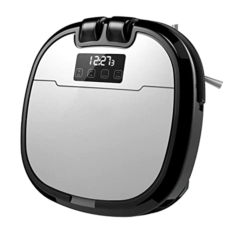 Robot Aspirador, Automáticas Horario Carga Limpieza Autodetección ...