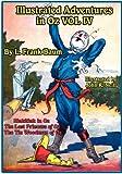 Illustrated Adventures in Oz Vol Iv, L. Frank Baum, 1617205443