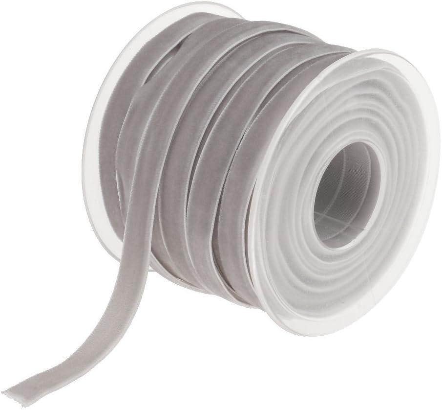 Dark Green Velvet Ribbon 10mm Buy 2 Get 1 Free