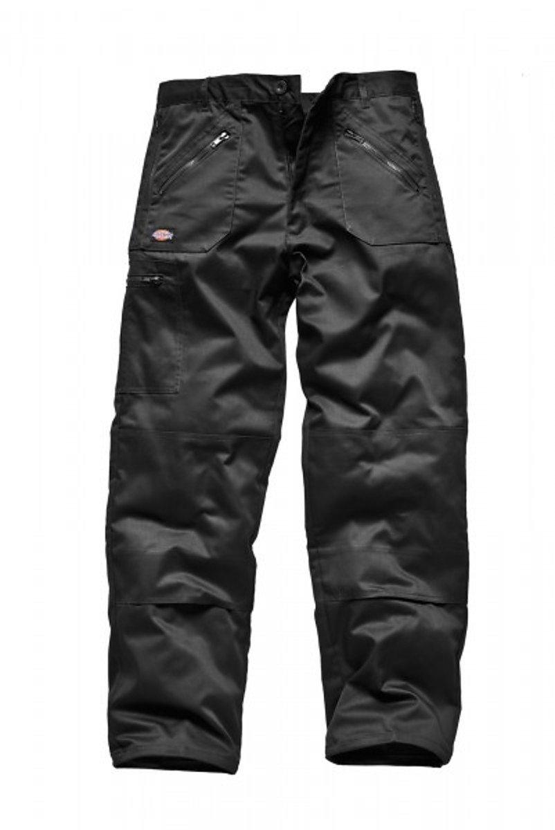 RRP £30 Dickies Mens Cargo Work Trousers Black//Navy//Grey Heavy Duty Work Wear