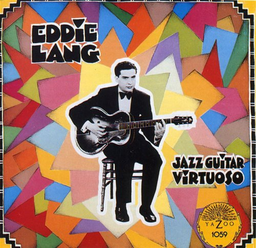 Guitarist Eddie Lang