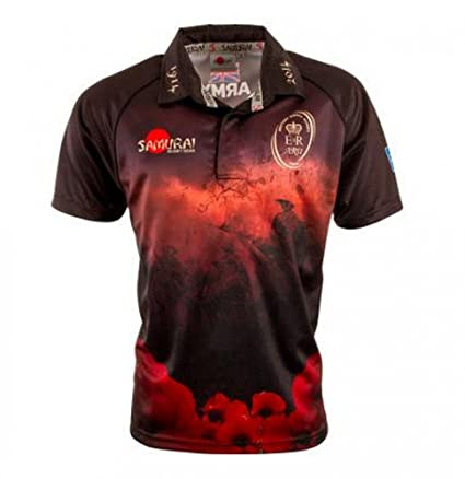British Army Samurai Evermore Rugby Shirt: Amazon.es: Deportes y ...