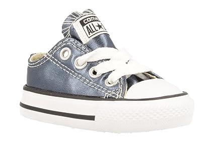 303e6b01aa6e Converse Chuck Taylor All Star Metallic OX Sneaker Kleinkinder 4 US - 20 EU