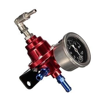 Come si fa a collegare un regolatore di pressione del combustibile
