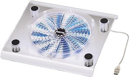 Hama 039689 - Soporte con ventilador para ordenadores portátiles ...