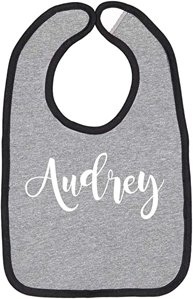 Personalized Name Baby Romper Mashed Clothing Audrey