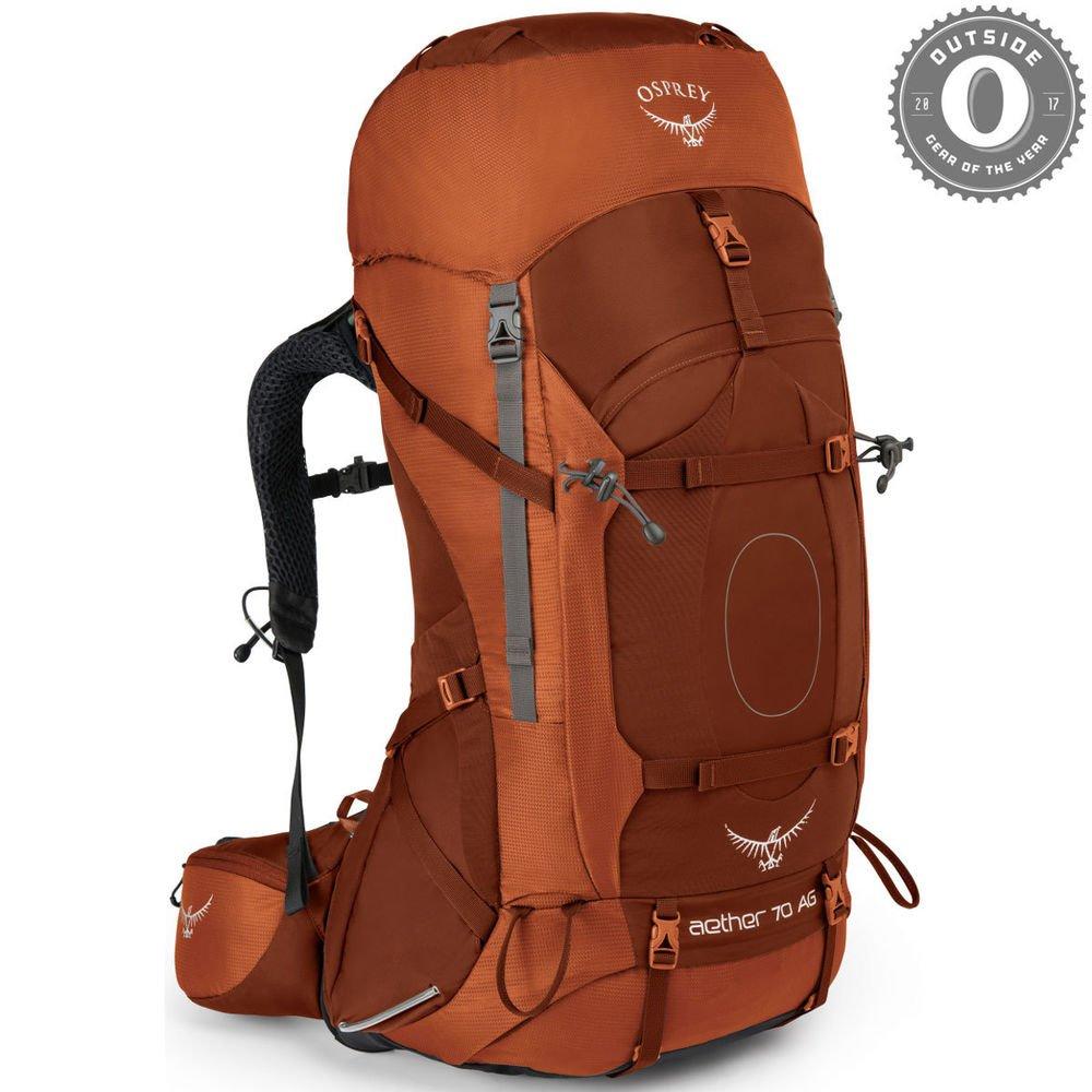 OSPREY(オスプレー) イーサーAG 70 OS50061 B076CPY4PX Medium|Outback Orange Outback Orange Medium