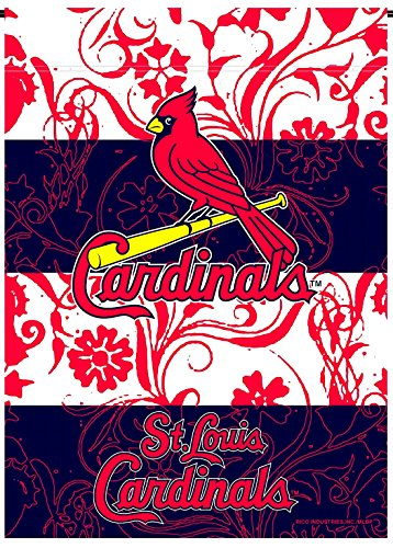 St Louis Cardinals Rico Premium 2-sided GARDEN Flag Outdoor House Banner -