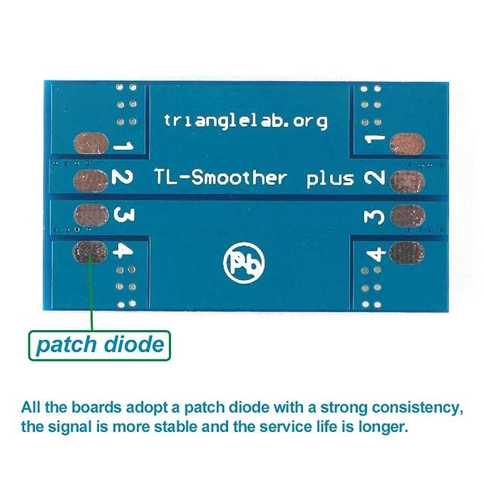 4pcs TL-Smoother Plus Addon Module con 4pcs Accesorios para ...