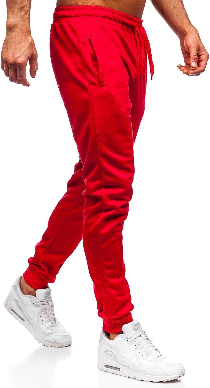 BOLF Pantaloni da Tuta da Uomo Mix 6F6