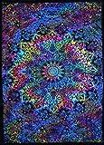 Future Handmade Star Tapestry Hippie Galaxy Psychedelic Celestial Sun Moon Stars Wall Hanging Home Decor Mandala Throw