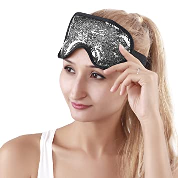 Amazon.com   Gel Eye Mask Eye Cooling Mask for Puffy Eyes b42074b5fed6